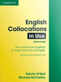 English Collocations In Advanced Use