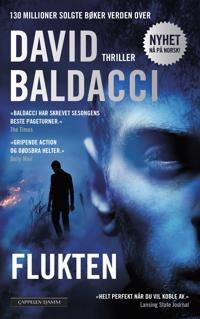 Flukten - David Baldacci | Ridgeroadrun.org