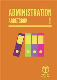 Administration 1 - Arbetsbok - Meg Marnon pdf epub