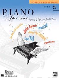 Piano Adventures - Level 2a
