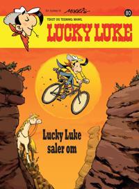 Lucky Luke saler om - Mawil pdf epub