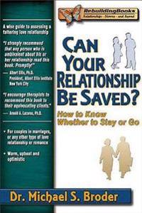 Can Your Relationship Be Saved?