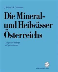 Die Mineral-und heilwasser osterreichs