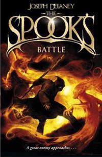 Spooks battle - book 4