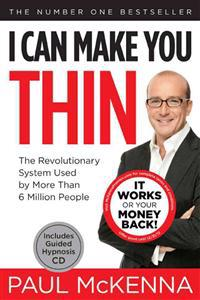 I Can Make You Thin: The Revolutionary System Used by More Than 6 Million People [With CD (Audio)]