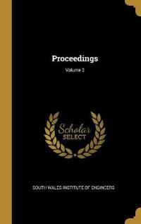 Proceedings; Volume 3