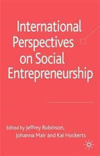 International Perspectives on Social Entrepreneurship Research