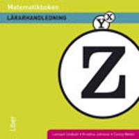 Matematikboken Z Lärarhandledning cd