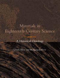 Materials in Eighteenth-Century Science