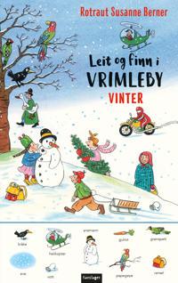 Leit og finn i Vrimleby; vinter - Rotraut Susanne Berner pdf epub