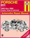 Porsche 911 Automotive Repair Manual