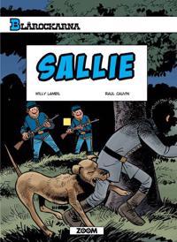 Blårockarna. Sallie - Raoul Cauvin, Willy Lambil pdf epub