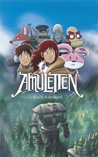Amuletten; 1-3 - Kazu Kibuishi | Ridgeroadrun.org