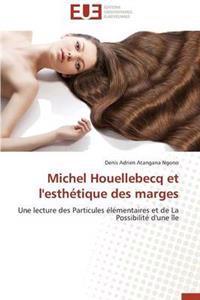 Michel Houellebecq Et l'Esth�tique Des Marges