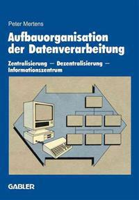 Aufbauorganisation Der Datenverarbeitung