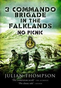 3 Commando Brigade in the Falkland No Picnic