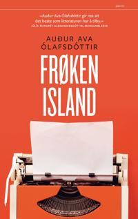 Frøken Island - Audur Ava Ólafsdóttir   Ridgeroadrun.org