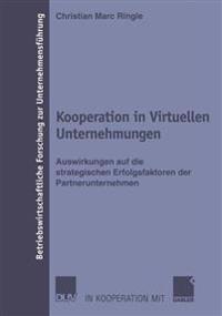 Kooperation in Virtuellen Unternehmungen