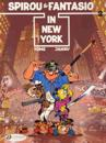 Spirou and Fantasio in New York