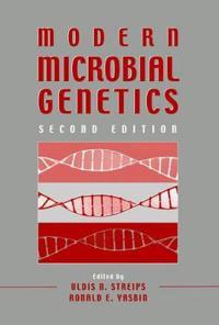 Modern Microbial Genetics, 2nd Edition