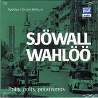 Polis, polis potatismos : roman om ett brott