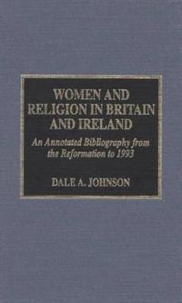 Women and Religion in Britain and Ireland