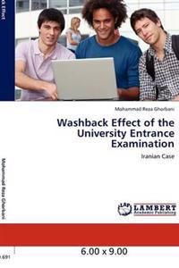Washback Effect of the University Entrance Examination