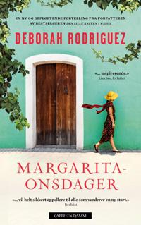 Margarita-onsdager - Deborah Rodriguez pdf epub