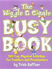 Wriggle and Giggle Busy Book