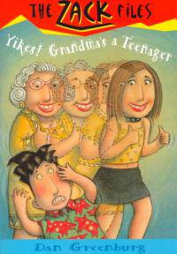 Zack Files 17: Yikes! Grandma's a Teenager