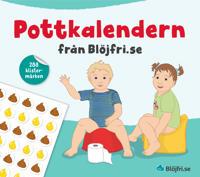 Pottkalendern från Blöjfri.se : ett pedagogiskt och roligt stöd för er potträning