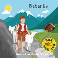 Seterliv; Bok med lyd - Finn Valgermo   Ridgeroadrun.org