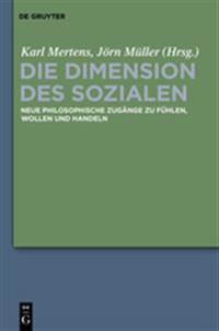 Die Dimensionen des Sozialen