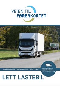 Veien til førerkortet; lett lastebil - Erik sr. Lysenstøen, Erik jr. Lysenstøen, Arve J. Stavik | Ridgeroadrun.org