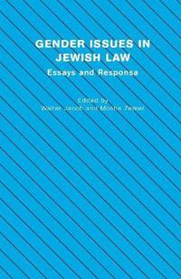 Gender Issues in Jewish Law