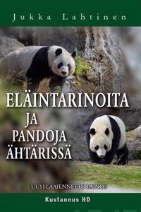 Eläintarinoita ja pandoja Ähtärissä