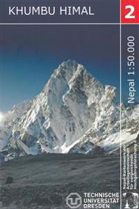 Nelles Map Shorong / Hinku Trekking-Karte 1 : 50 000