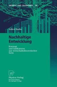 Nachhaltige Entwicklung/ Sustainable Development