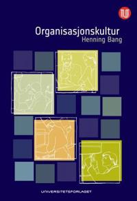 Organisasjonskultur