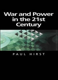 War and Power in the 21st Century