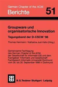Groupware Und Organisatorische Innovation