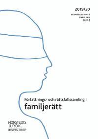 Författnings- och rättsfallssamling i familjerätt : 2019/20