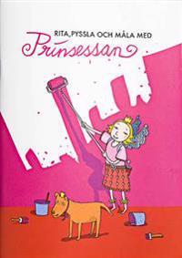 Prinsessans målarbok