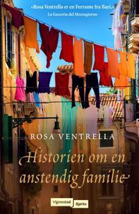 Historien om en anstendig familie - Rosa Ventrella pdf epub
