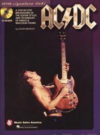 AC/DC - Guitar Signature Licks (Book/Online Audio)