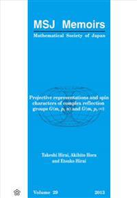 Projective Representations and Spin Characters of Complex Reflection Groups G M,p,n and G M,p,8