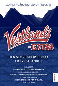 Vestlandskviss - Janne Nygård, Halvor Folgerø pdf epub