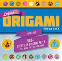 Deluxe Origami Paper Pack