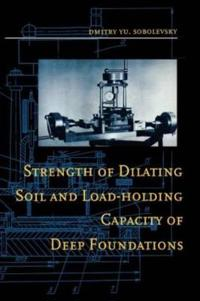 Strength of Dilating Soil and Load-Holding Capacity of Deep Foundations