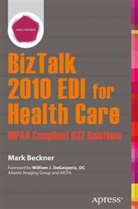 Biztalk 2010 Edi for Health Care